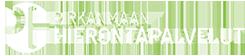 Pirkanmaan Hierontapalvelut Logo